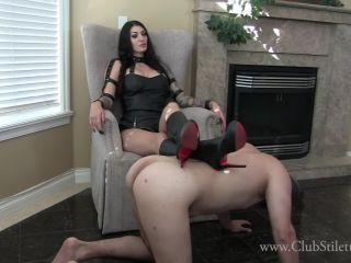 femdom forced gay gangbang xxx | ClubStiletto - Mistress Damazonia - Dirty Night (1080 HD) | leather boot