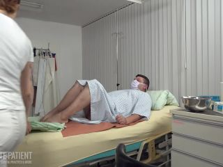 Private Patient: Dr. Mae - Patient Clare - Part 1 - hospital bed - femdom porn heels fetish