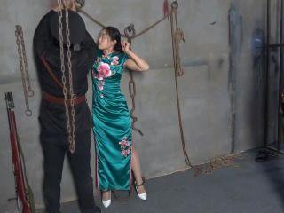 Asian Girls Bound and Gagged china rope bondage torture