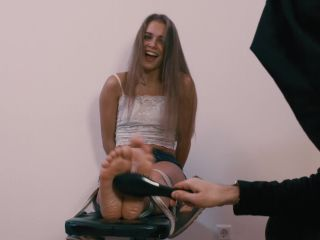 bondage - Ticling in Russia & Russian Fetish Production presents Tickling hell for Leya part 2 (continuation)