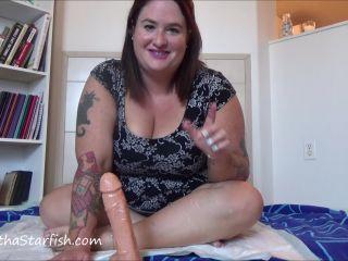SamanthaStarfish - Cum In My Dirty Shithole [FullHD 1080P] - Screenshot 1