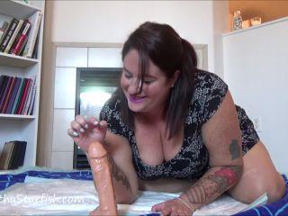 SamanthaStarfish - Cum In My Dirty Shithole [FullHD 1080P] - Screenshot 3