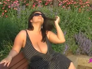 Tits in the park
