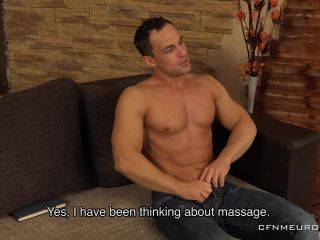 CFNMEU – Martin Porter – Clothed Female Naked Male Europe: Anal Therapy