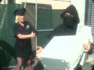Online tube Boobsville Police Department, Scene 2