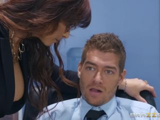 – BigTitsatWork presents Syren De Mer in Red Hot Boss From Hell