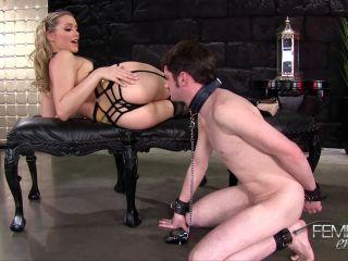 Femdom Empire – Alexis Monroe – Stinky Stripper feet
