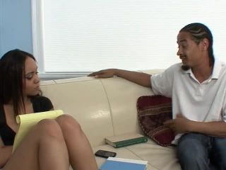 Horny Black Babysitters #3 - jade nacole - fetish porn hentai milf big ass, spank babe on tattoo