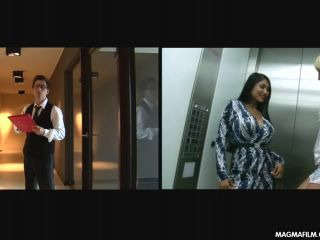 Magma film ty asian lesbian babe