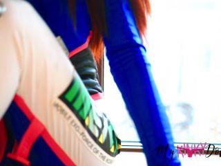 cosplay | MyKinkyDope - D Va Handjob [FullHD 1080P] | manyvids