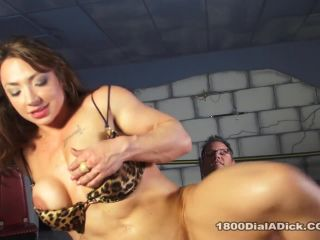 800dad brandie mae needs a stud to take to a sex show and has her own show