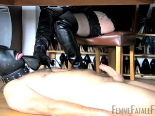 Boot Slave (Part 4)  25th Oct 2013