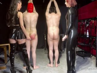 Sin Sisters – Lady Perse – We Gave Them Corporal Punishment And Lots Of Kicks