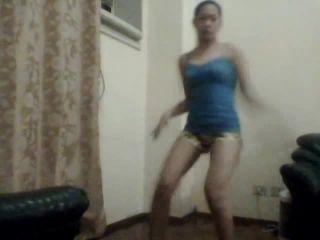 Hot Sexy Filipina Dance Very Large