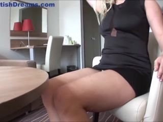 Porn online Highly arched feet – footjob casting Keli