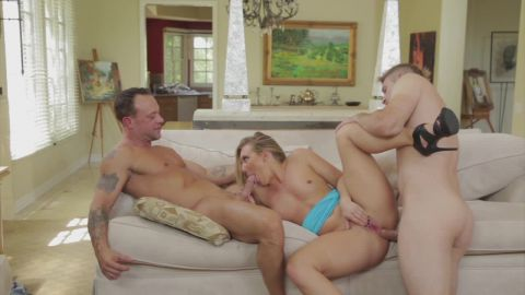AJ Applegate - DP Lust 2 [HD 720P]
