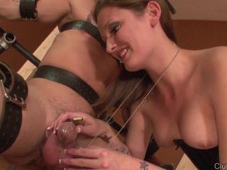 Porn online ClubDom – Chastity Teasing by Hailey. Starring Chastity femdom