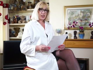 Cold Caning The Medical Experiment, femdom supremacy on fetish porn
