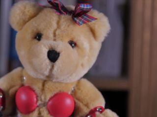 Ariel Anderssen - Bondage Bears Viral Video