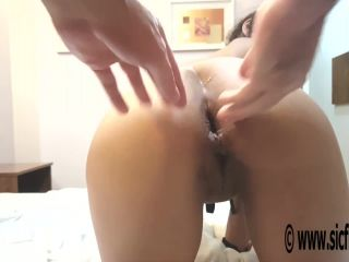 anal masterbation Double fisting Marias ass, double fisting on fisting porn videos