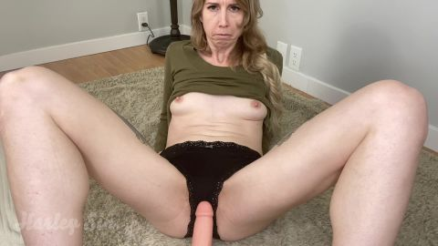 Harley Sin - Reluctant Step-Mom Blackmailed [FullHD 1080P]