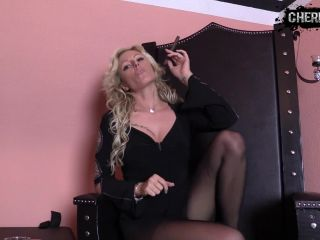 Online tube Cherie Noir - Separating You From Your Wife Your Services Include ME - Smoking