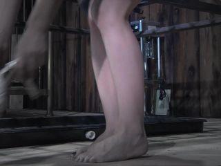 ashley fires fetish InfernalRestraints: Elise Graves - Curious Elise Bonus: Torture, Bondage! , infernalrestraints on bdsm porn