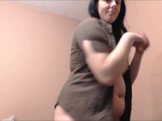 Porn tube Booty4U - My Blouse Is Even Smaller