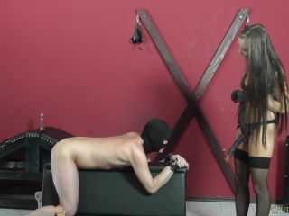 Cruel Amazons - Cruel Mistresses - Approaching Mistress - ass worship on fetish porn
