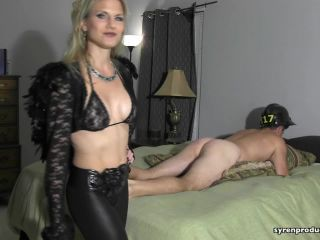 Corporal Punishment – Mistress Aleana's Queendom – Unmerciful Thrashing Of A Silly Slave Part 1