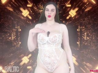 Tsarina Baltic - Sniffing Mindless Stroke Drone Loop, Feel Your Brains Leak Out | joi games | femdom porn drunk fetish
