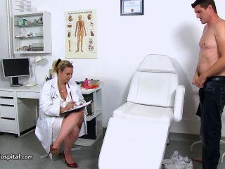 Online Tube Sperm Hospital - handjob and footjob
