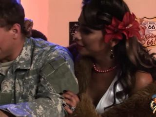 Watch Vaniity and the Soldier