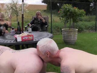 Let Them Eat Cake! | femdom | femdom porn military femdom