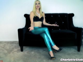 Charlotte Stokely - You Said Dare!!!