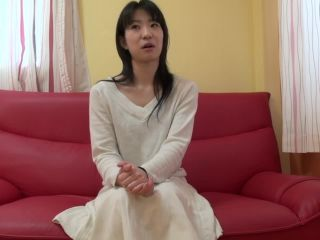 Petite japanese teen gets loud during sex