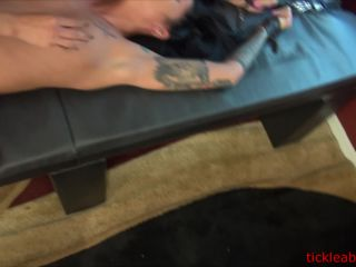 TickleAbuse - Maria Titty Torment!!!