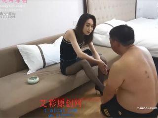 rus porn bdsm fetish porn | Taiwan Trample Club: Krystal Face Slapping | whip