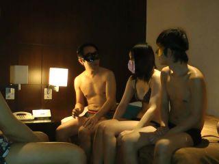 [Real diva-13500] 乱交マスカレード!初乱交!黒髪美少女れいちゃん Part.1