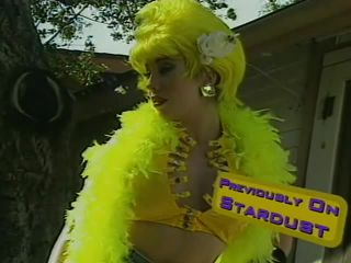 Stardust #3, Scene 1  | brunette | feet