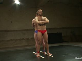 best feet fetish Leo Forte vs Roman Rivers, roman rivers on fisting porn videos