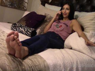Online porn Xanas Foot Fantasies - Latina's Daily Foot Service