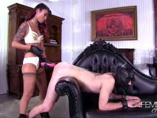 Online video femdom femdom empire – asia perez – ass splitter