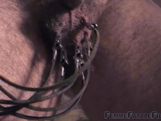 Mistress Eleise De Lacy - Clamps On, Clamps Off - Complete Film - FemmeFataleFilms (FullHD 2020)