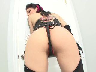 xvideos fetish Joanna Angel's Butt Sex Bonanza, cumshot on big ass