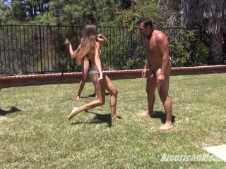 Porn online THE MEAN GIRLS – Beaten and Kicked. Starring Princess Bella, Princess Beverly and Princess Carmela femdom
