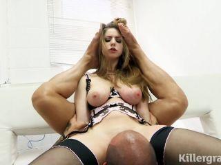 Killergram - Stella Cox - Cum Into My Office  on blowjob porn dannii harwood hardcore