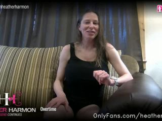 OnlyFans Heather Harmon - GO LIVE Show