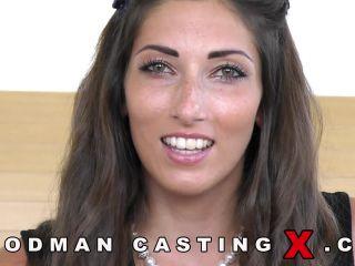 WoodmanCastingx.com- Clea Gaultier casting X-- Clea Gaultier