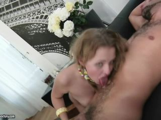 Russian Teen - Lolly Moon Russian Brown Haired Natural Tits Oral Hardc ...